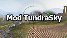 "Cheat mod ""TundraSky"" for World of Tanks 1.10.1.1"