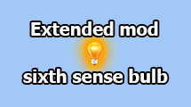 Extended mod for sixth sense bulb for WOT 1.8.0.2