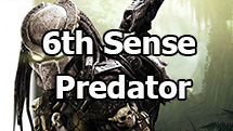 "6th sense bulb + sound ""Predator"" for World of Tanks 1.7.0.2"