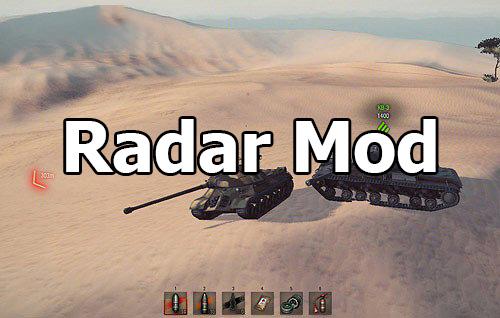 Cheat mods wot Modpack