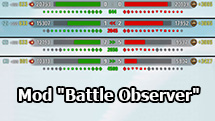 "Mod ""Battle Observer"" - Team Health Bar for WOT 1.9.0.3"