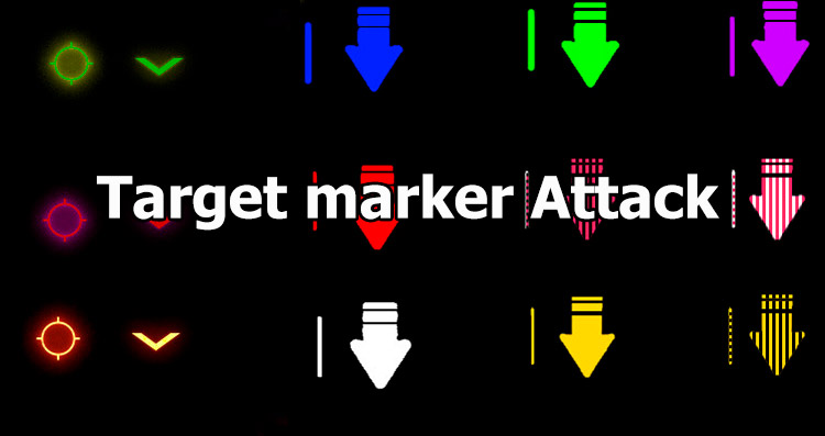 Target marker Attack for World of Tanks 1.10.0.4