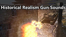 "Sound mod ""Realism gun shots"" for World of Tanks 1.6.1.3"