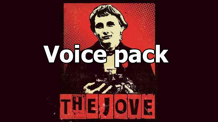 "Voice pack ""Jove"" for World of Tanks 1.7.1.0"