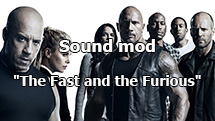 "Sound mod ""The Fast and the Furious"" for World of Tanks 1.6.1.3"