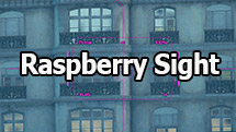 Raspberry Sight for World of Tanks 1.9.0.3