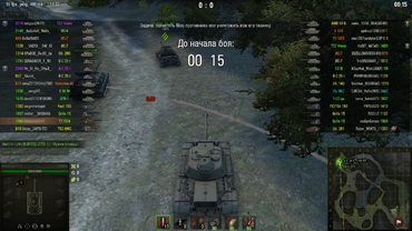 Personal WG Player Rating for World of Tanks
