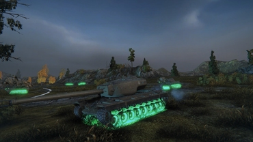 "Mod ""Turn on headlights"" for World of Tanks"