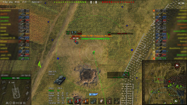 "Mod ""Advanced Sighting System"" for World of Tanks"