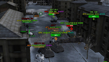 BVM Mod (battleVehicleMarkers) for World of Tanks