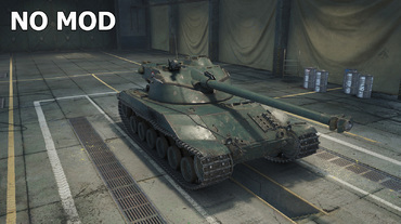 HELL LODMOD tank detail reduction for World of Tanks [NO MOD]