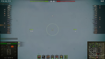 """Marakasi"" sight for WOT"