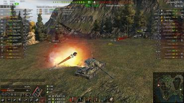 "Scope ""Harpoon"" - mod for World of Tanks"