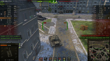 "The pack of scopes ""Mjolnir"" for World of Tanks"