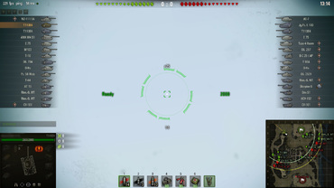 "Set scopes ""Kirill Oreshkin"" for WOT 1.9.1.2"