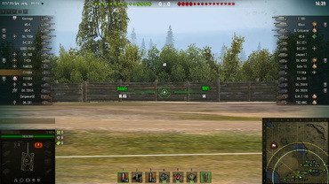 Great Ruler Sight for World of Tanks