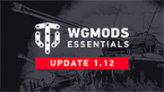 WGMods Modpack for World of Tanks 1.12.0.0