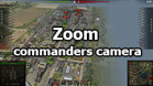 Zoom: commanders camera for World of Tanks 1.12.0.0