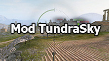 "Cheat mod ""TundraSky"" for World of Tanks 1.7.1.0"