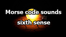 Morse code sounds for the sixth sense World of Tanks 1.8.0.1