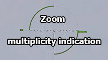 Mod Zoom multiplicity indication for World of Tanks 1.6.1.3