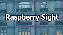 Raspberry Sight for World of Tanks 1.9.1.2
